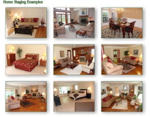 staging examples