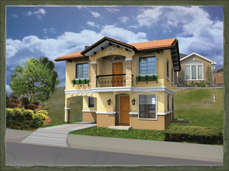 New houses for sale philippines info 39 s on malls and real for Houses for sale with floor plans