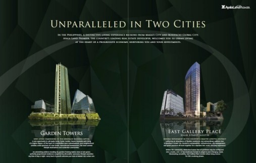 Unparalleled in Two Cities